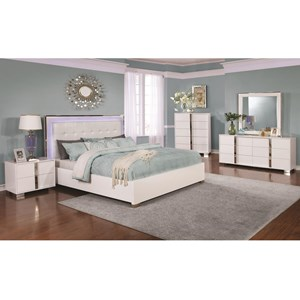 Coaster Traynor Queen Bedroom Group