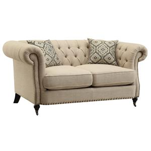 Coaster Trivellato Loveseat