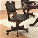 Coaster Turk Game Chair - Item Number: 100872