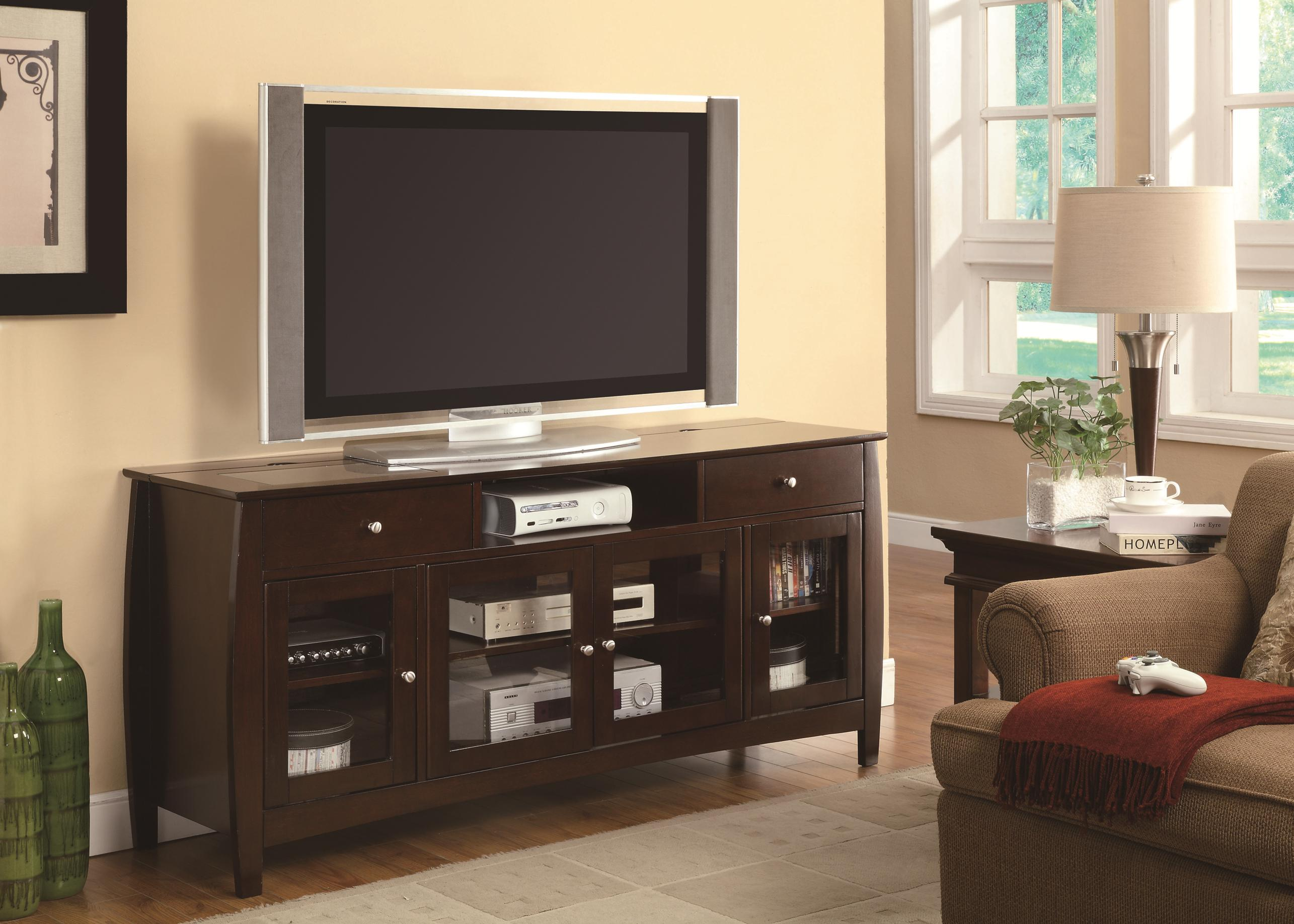 Coaster TV Stands TV Console - Item Number: 700693