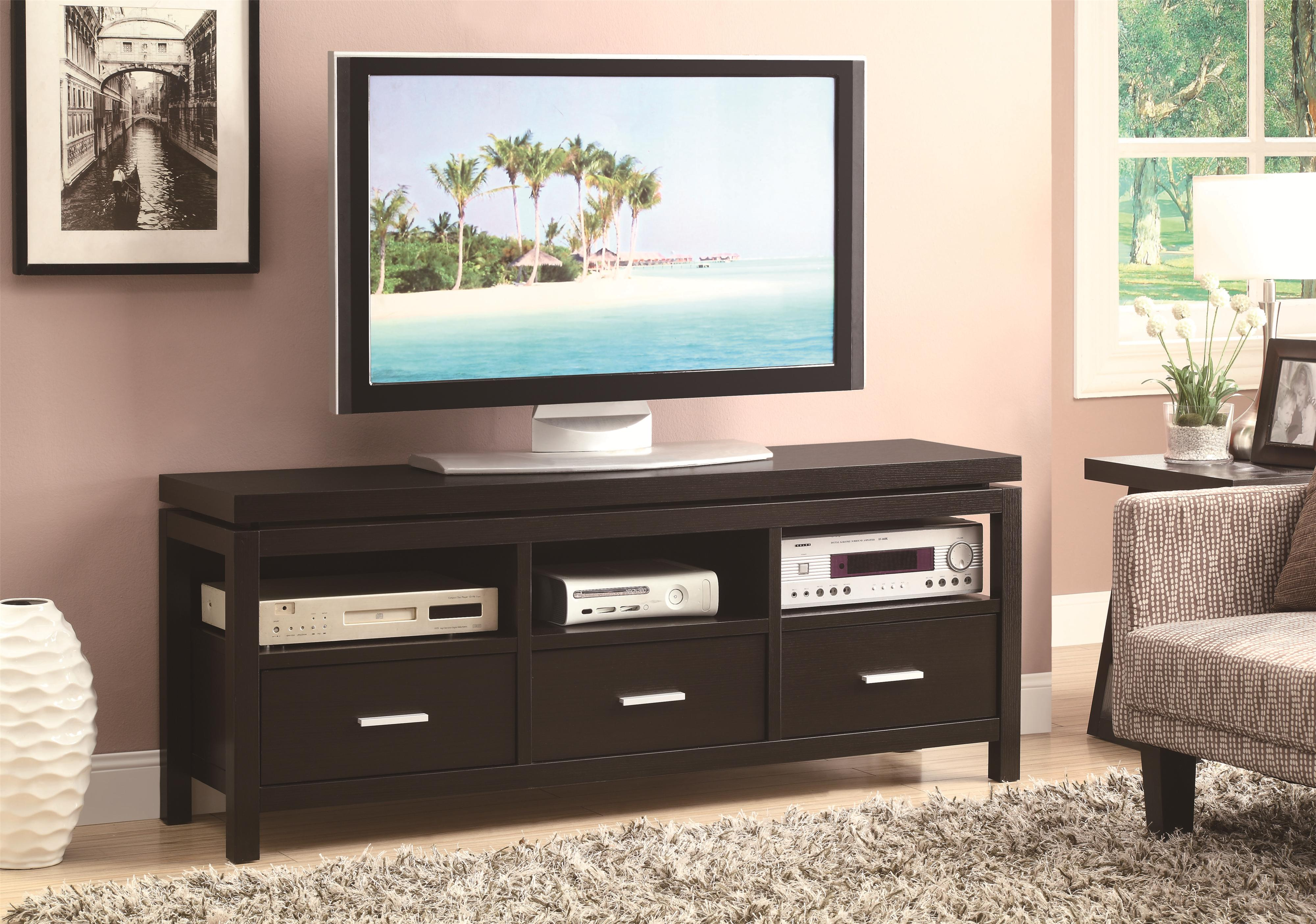 Coaster TV Stands TV Console - Item Number: 700885