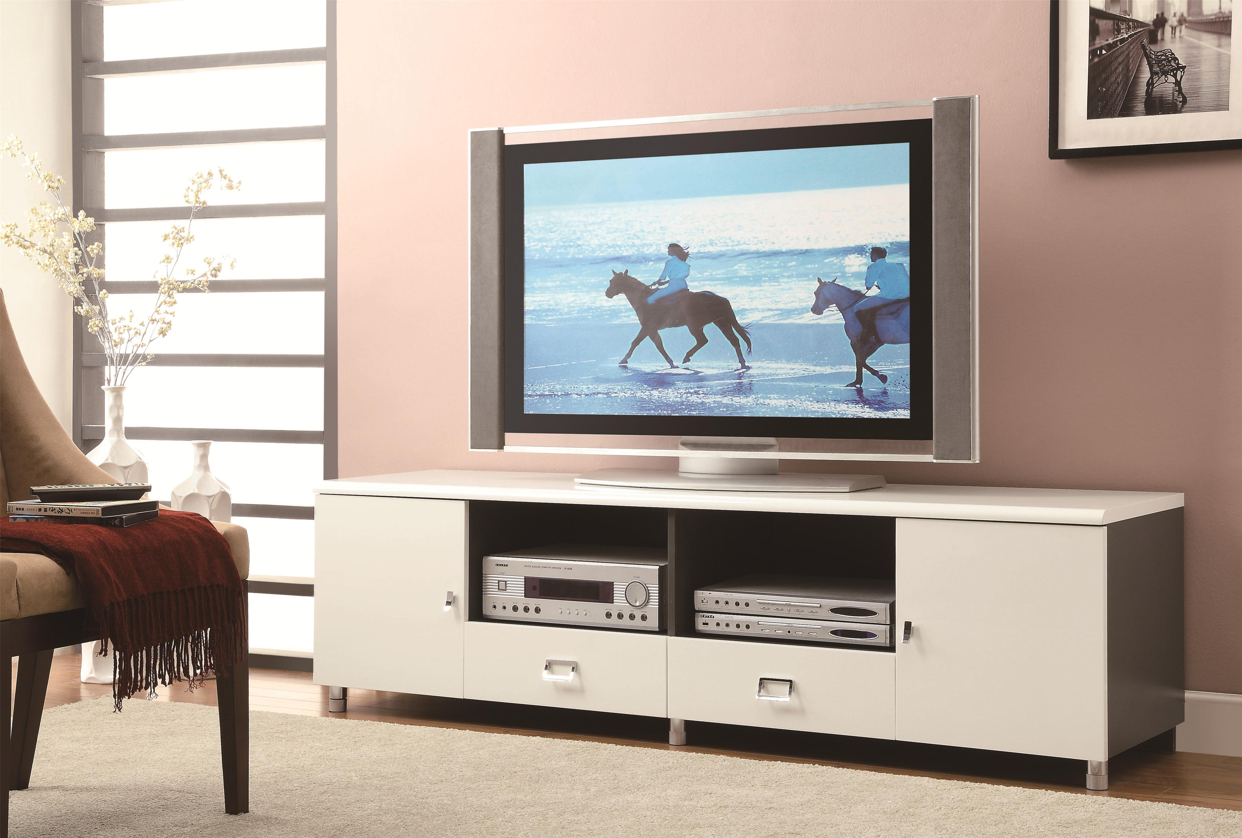 Coaster TV Stands TV Console - Item Number: 700910