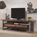 Coaster TV Stands TV Console - Item Number: 701034