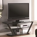 Coaster TV Stands TV Stand - Item Number: 701370