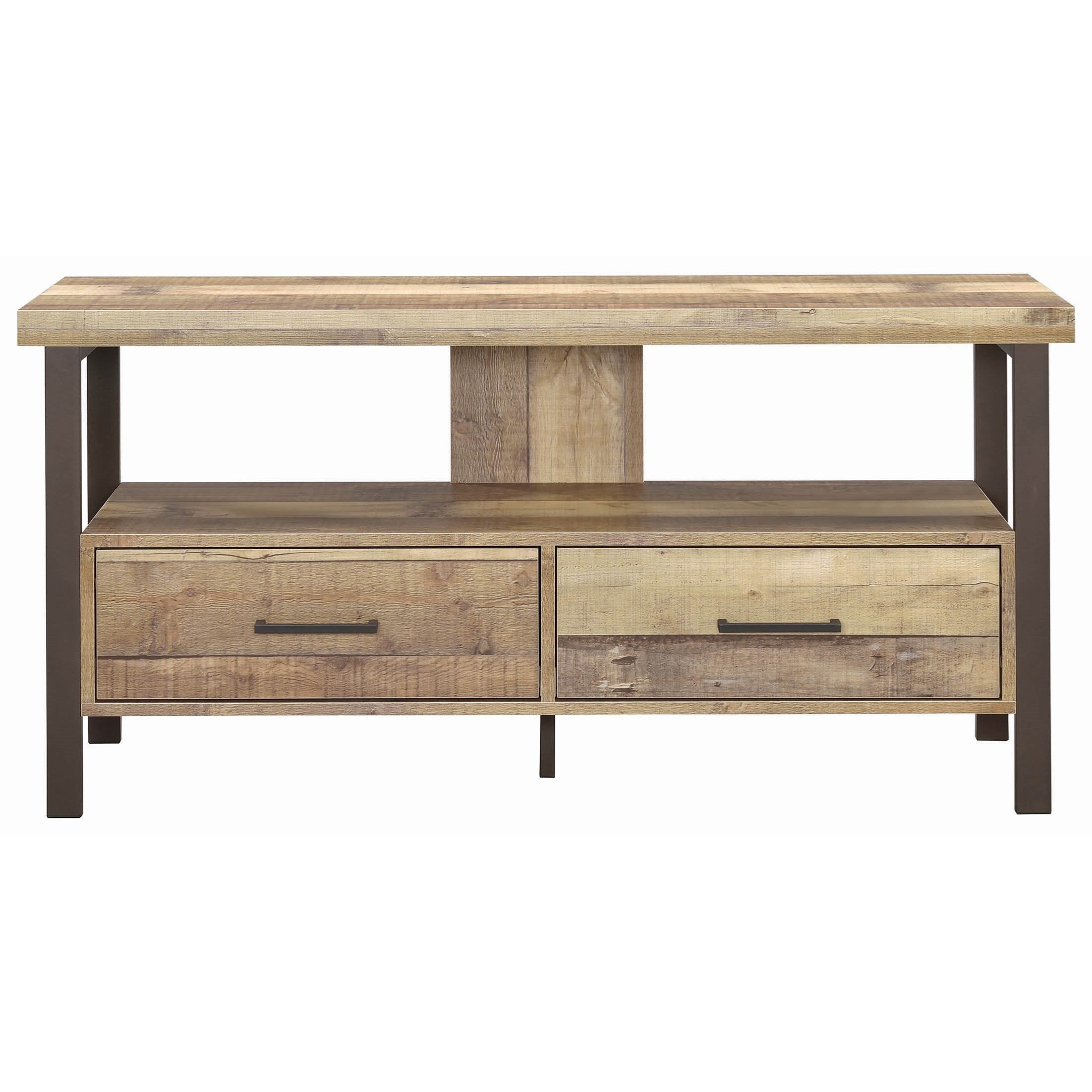 "Levitz Home Furnishings: Coaster TV Stands 721882 Industrial 48"" TV Stand"