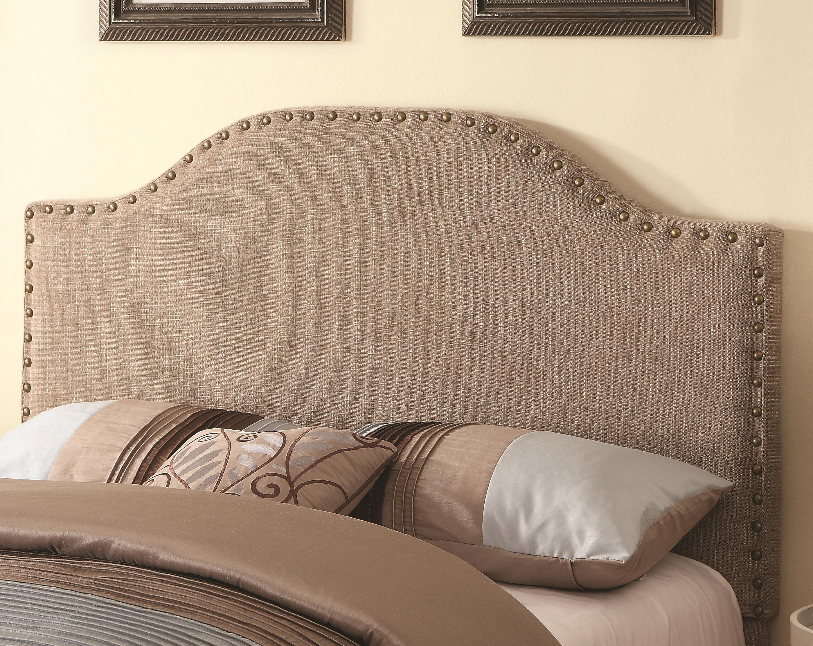 Coaster Upholstered Beds Upholstered Headboard - Item Number: 300223