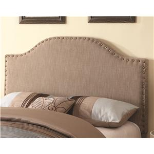 Coaster Upholstered Beds Upholstered Headboard