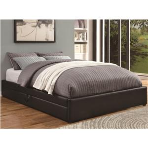Coaster Upholstered Beds Queen Storage Bed