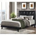 Coaster Upholstered Beds Queen Granados Bed - Item Number: 300404Q