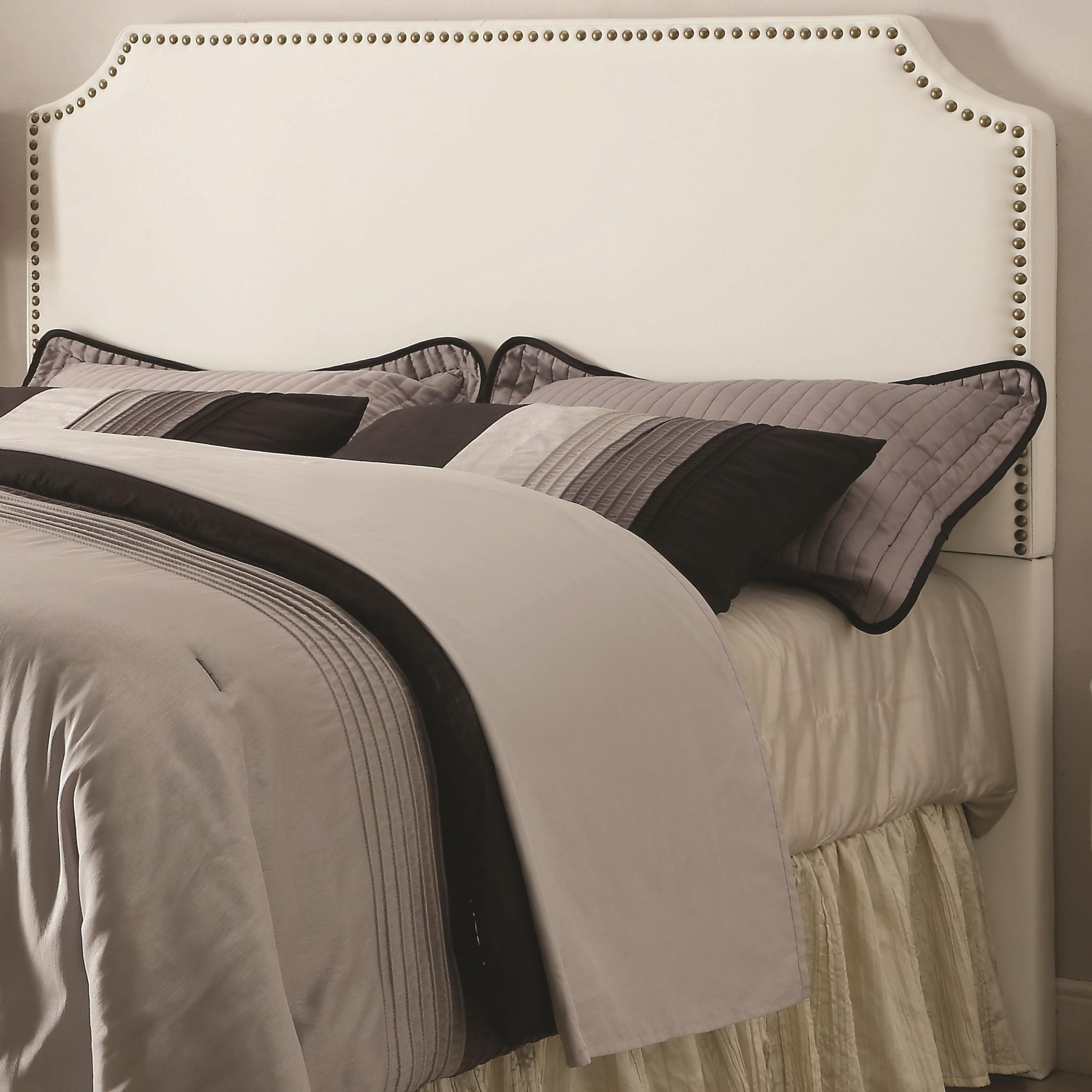 Coaster Upholstered Beds Queen/Full Novato Upholstered Headboard - Item Number: 300454QF