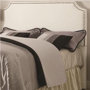 Coaster Upholstered Beds King/ Cal King Novato Upholstered Headboard