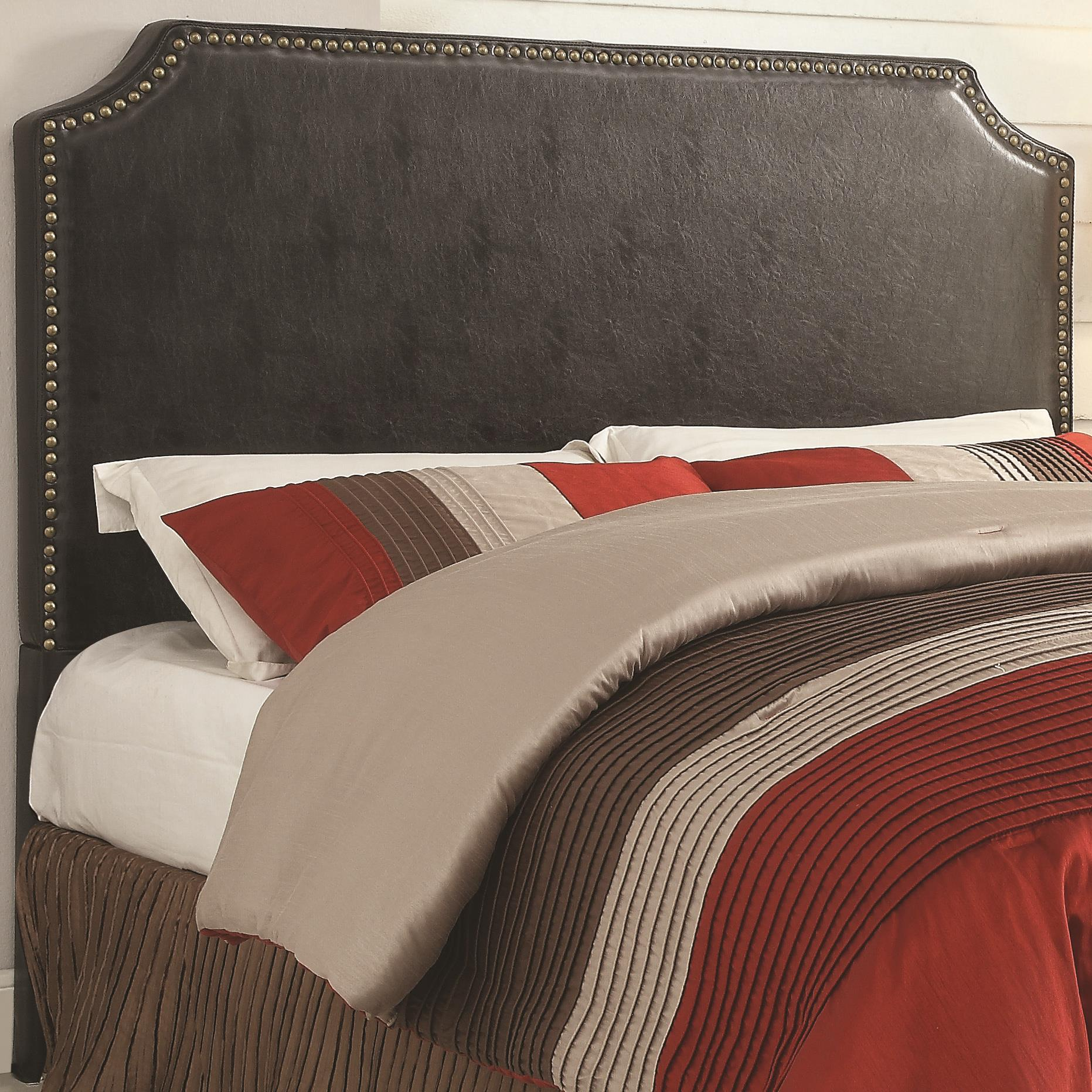 Coaster Upholstered Beds King/ Cal King Novato Upholstered Headboard - Item Number: 300455K