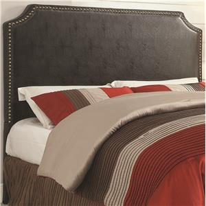 Coaster Upholstered Beds King/ Cal King Novato Upholstered Headboard