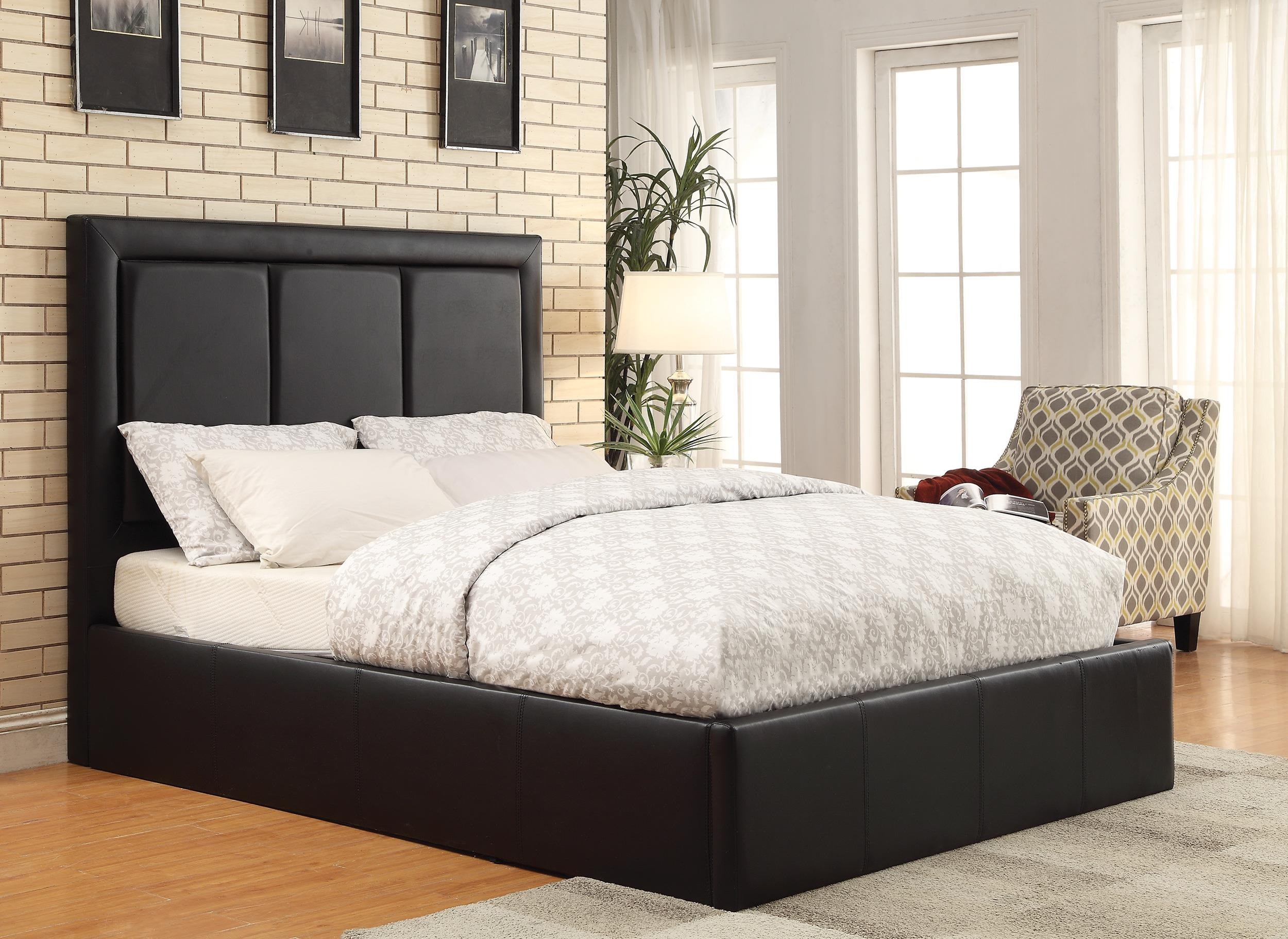 Coaster Upholstered Beds Queen Upholstered Bed - Item Number: 300493Q