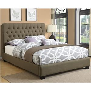 Coaster Upholstered Beds Full Chole Upholstered Bed