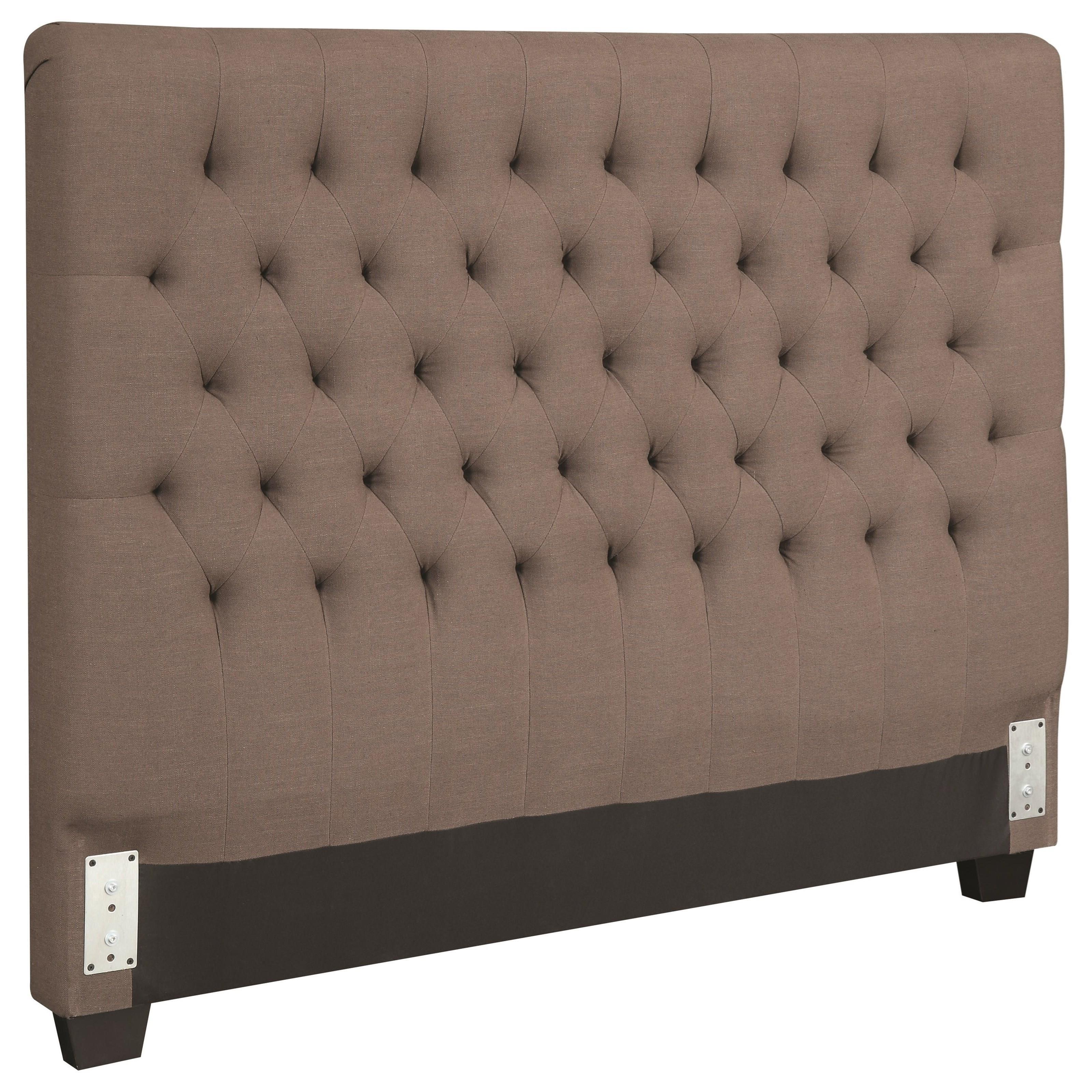 Coaster Upholstered Beds King Headboard - Item Number: 300530KEB1