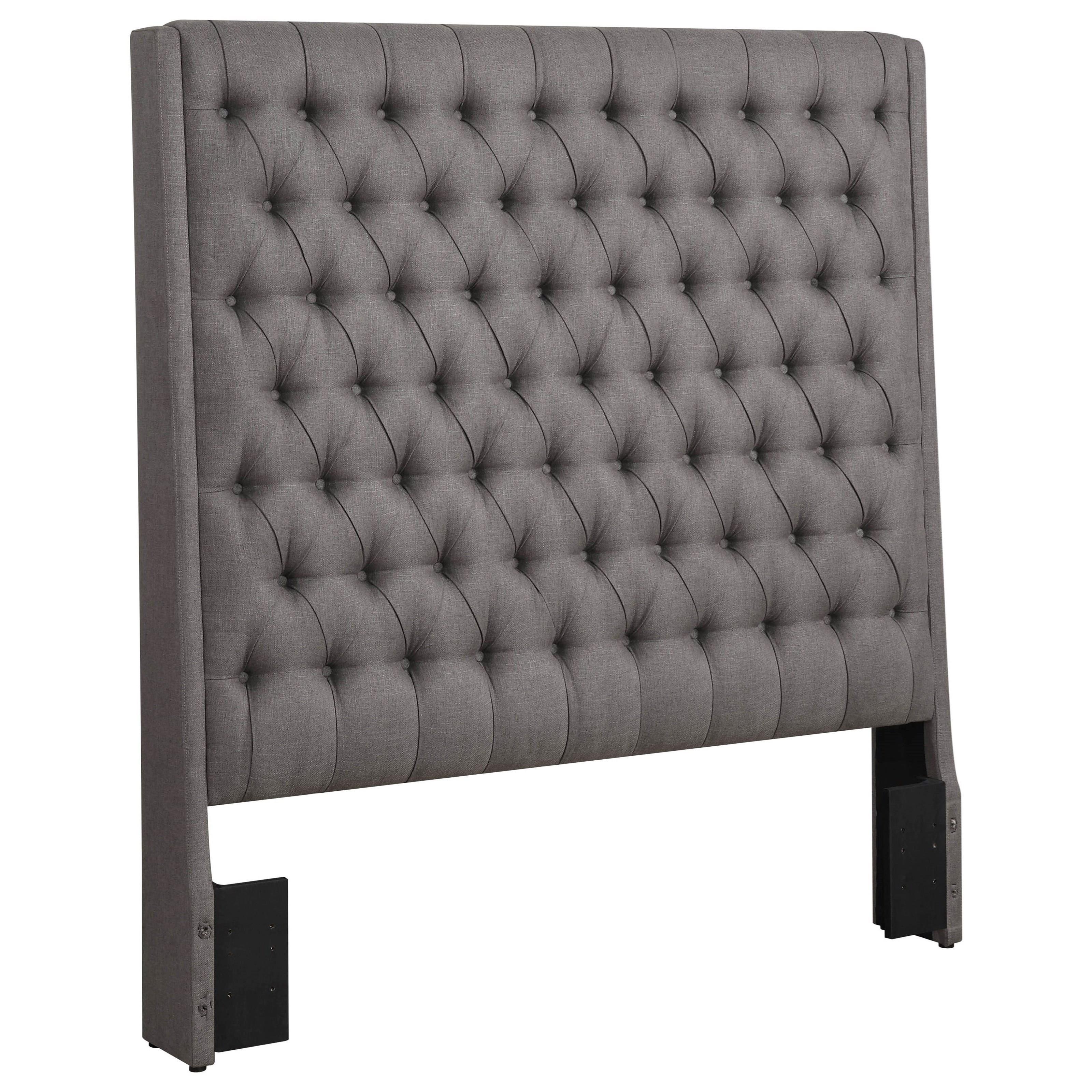 Coaster Upholstered Beds King Headboard - Item Number: 300621KEB1