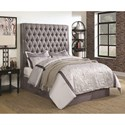 Coaster Upholstered Beds Upholstered Queen Bed with Diamond Tufting - Headboard Shown May Not Represent Size Indicated