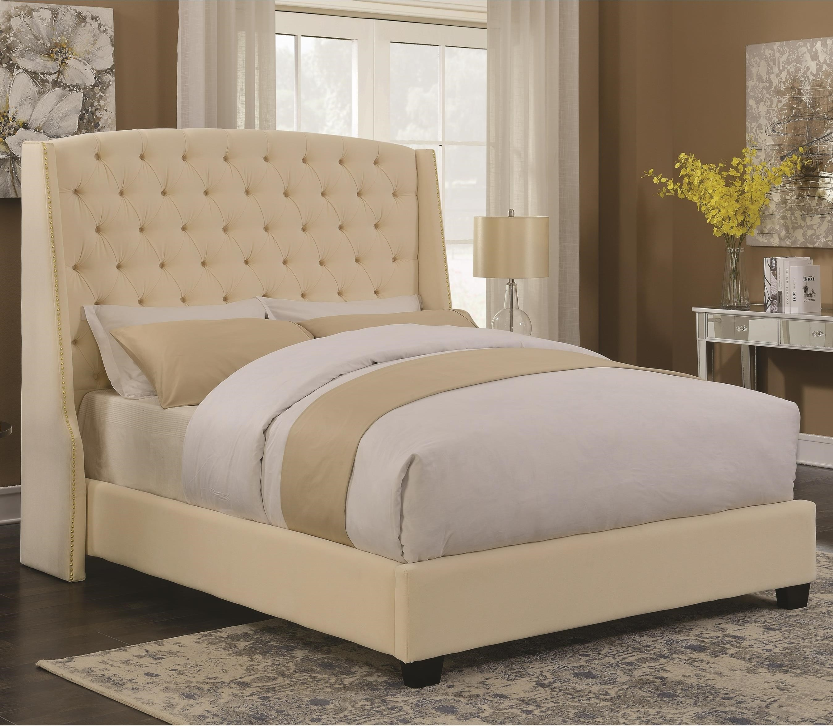 Pissarro King Bed