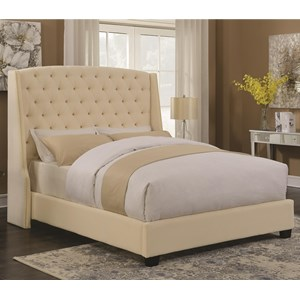 Coaster Upholstered Beds Pissarro King Bed
