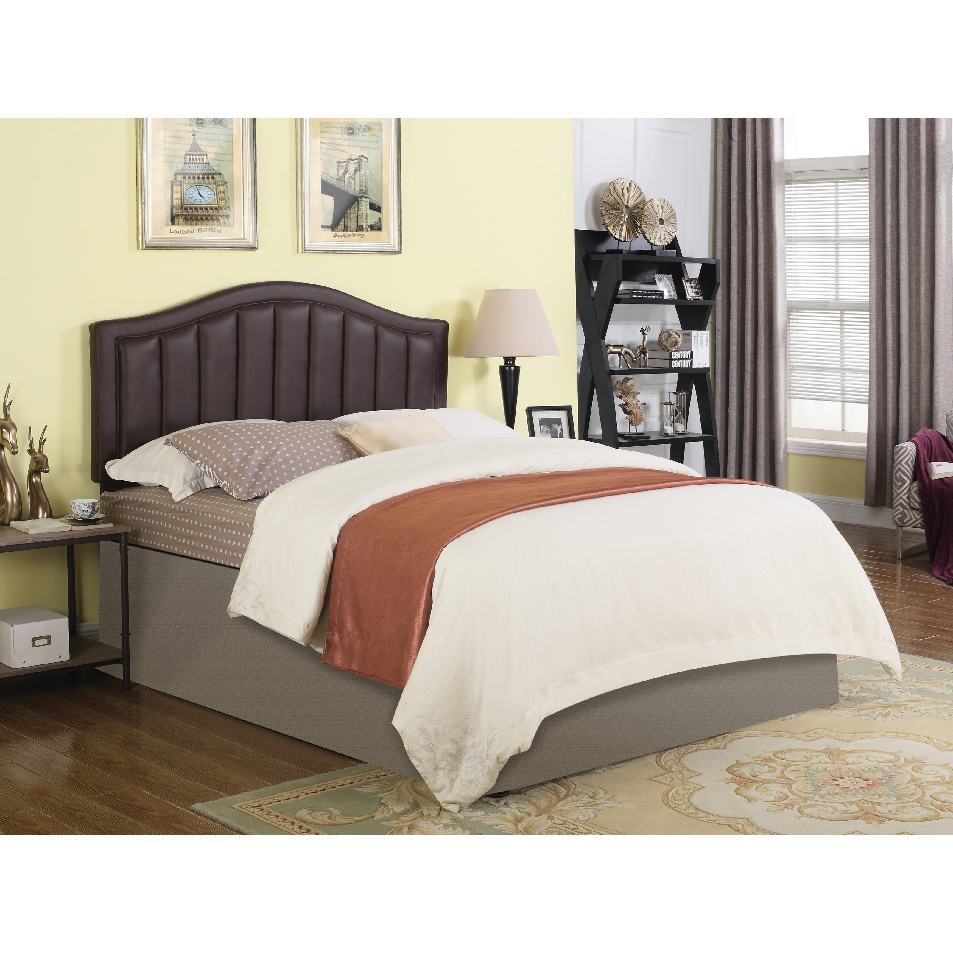 value city headboards coaster upholstered beds upholstered king california king 13709