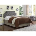 Coaster Upholstered Beds Upholstered King/California King Headboard with Button Tufting