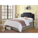 Coaster Upholstered Beds Upholstered Full/Queen Headboard with Button Tufting