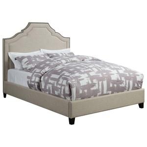 Coaster Upholstered Beds  King Bed