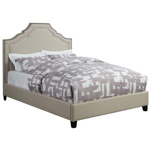 Coaster Upholstered Beds California King Bed