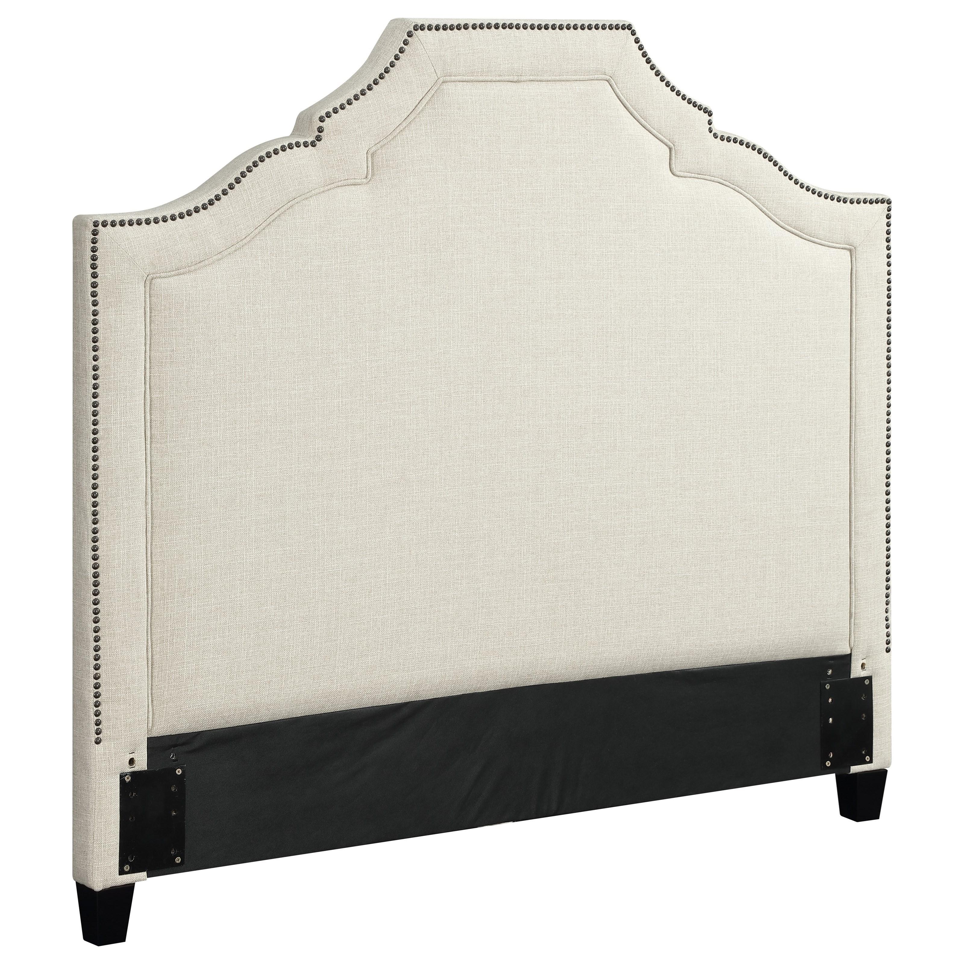 Coaster Upholstered Beds Queen Headboard - Item Number: 301091QB1