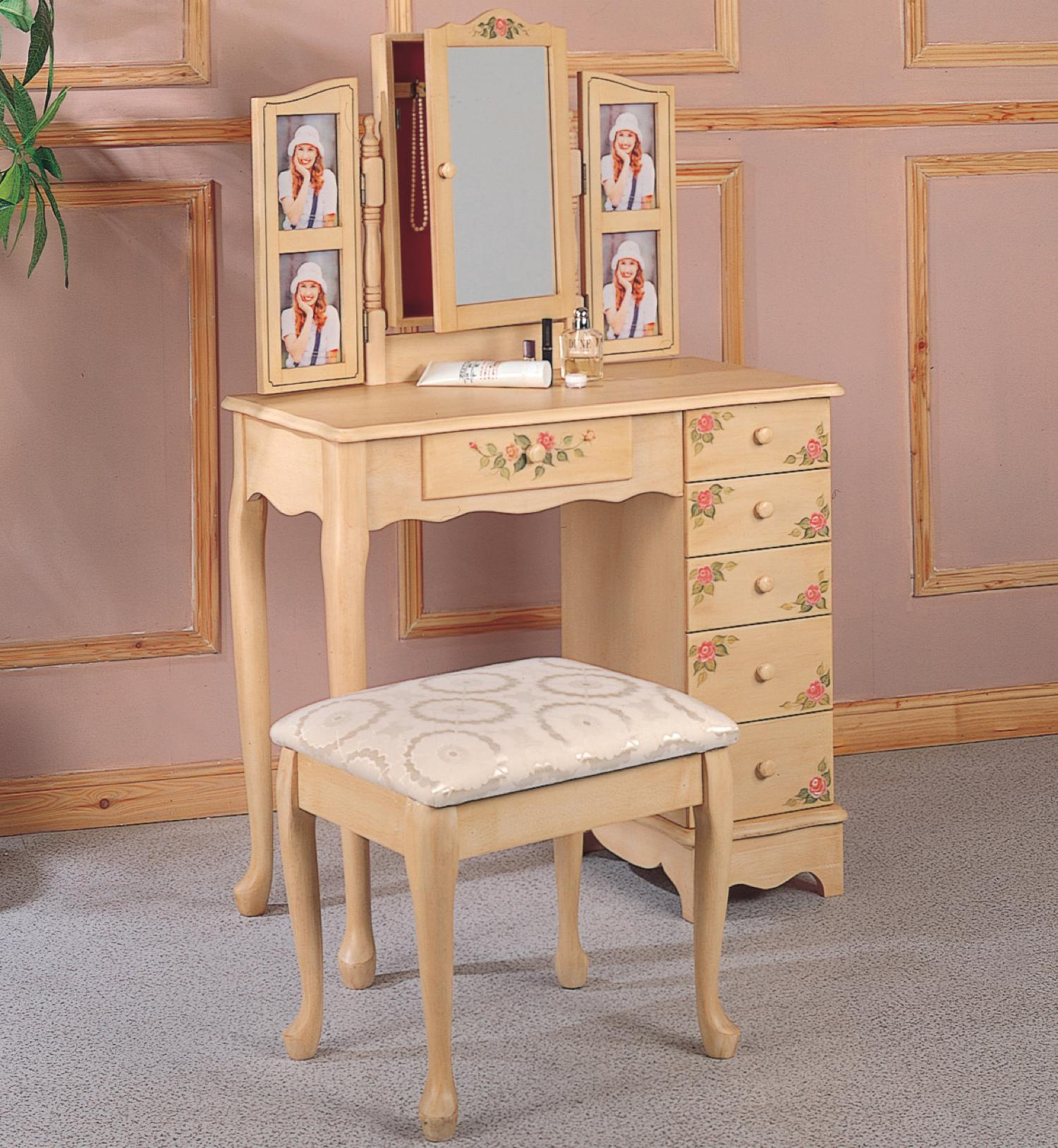 Coaster Vanities Vanity Set - Item Number: 4038