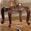 Coaster Venice Traditional Square End Table