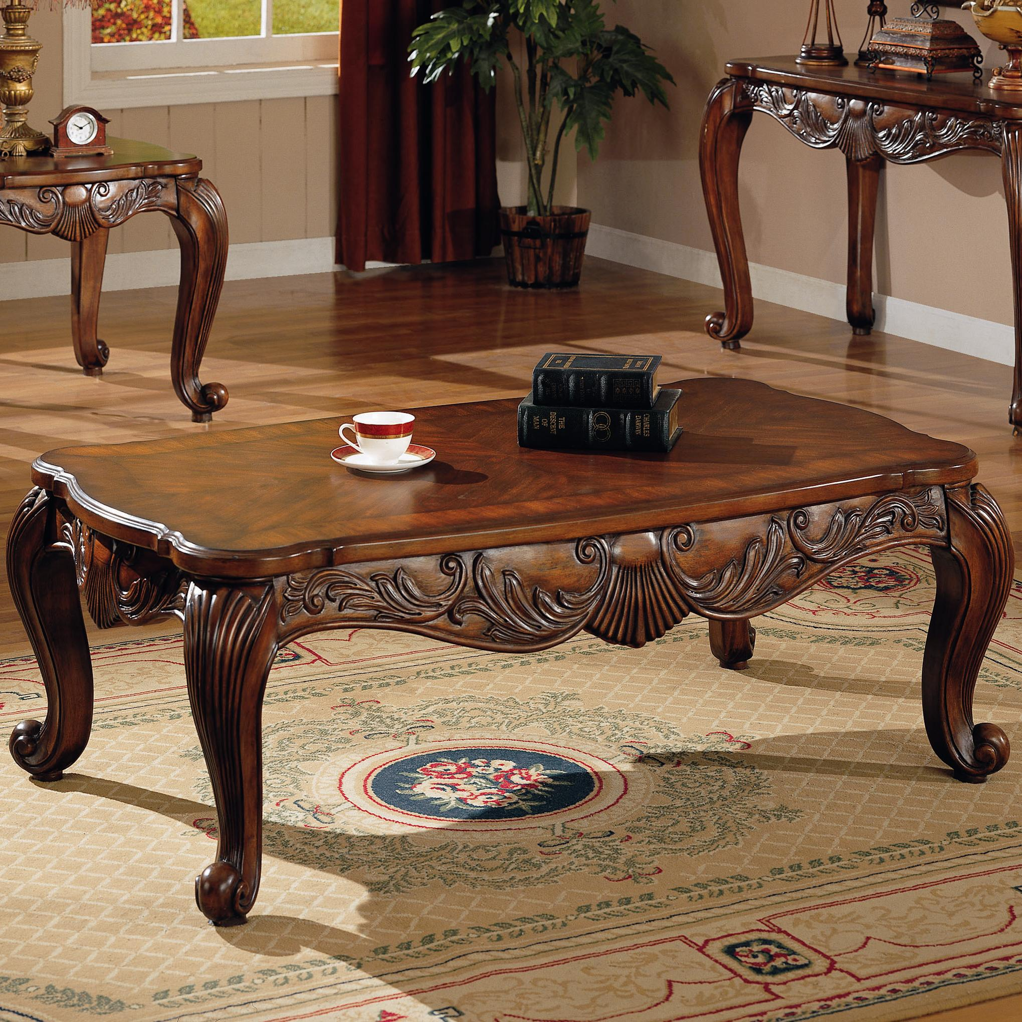 Coaster Venice Coffee Table - Item Number: 700468