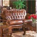 Coaster Victoria Button Tufted Love Seat - 500682
