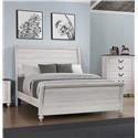 Coaster Vintage Linen Queen Bed - Item Number: 580322306