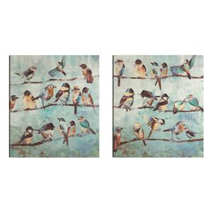 Coaster Wall Art Wall Art of Birds