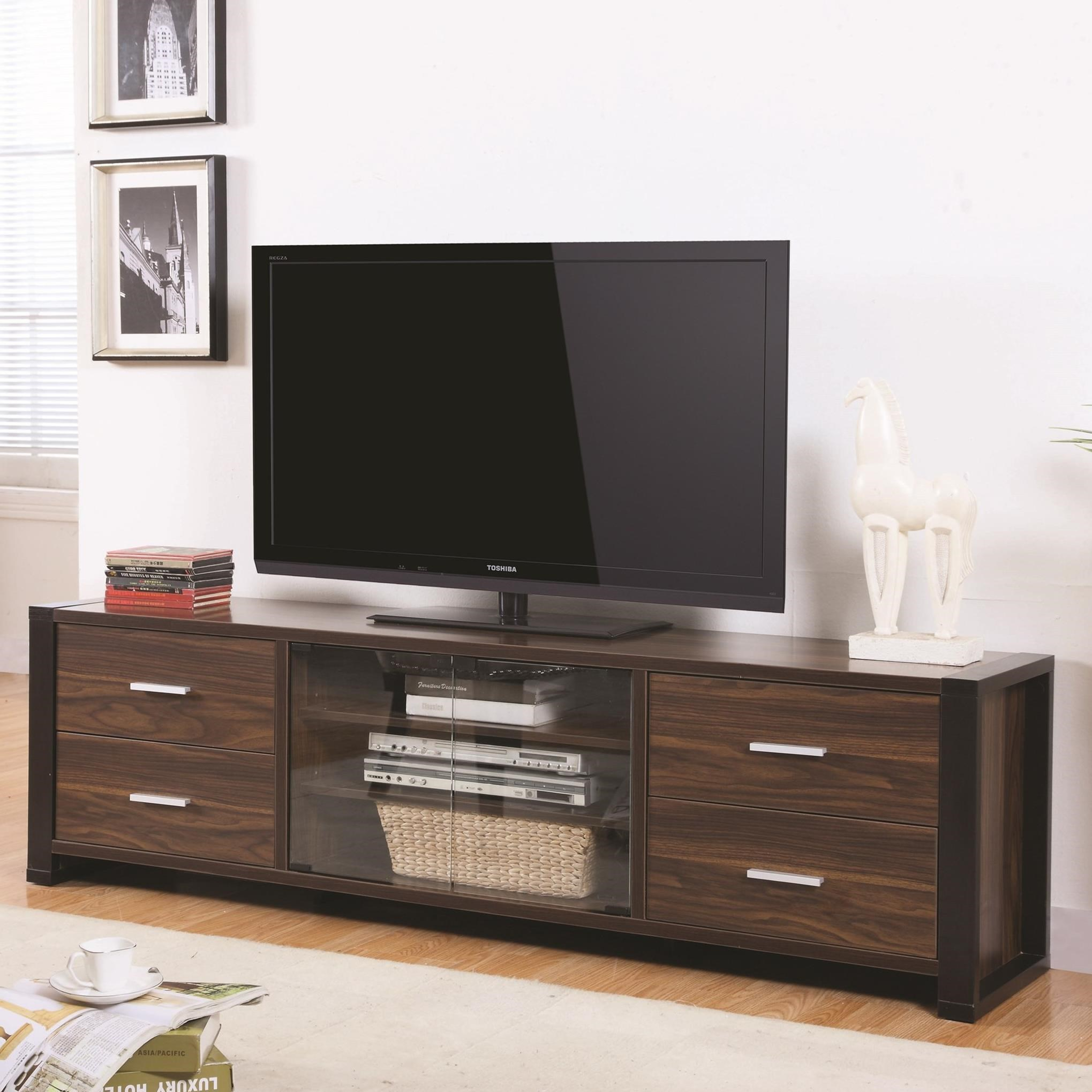 Coaster Entertainment Units TV Console - Item Number: 700491