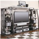 Coaster Entertainment Units Wall Unit - Item Number: 700681+2x2+3