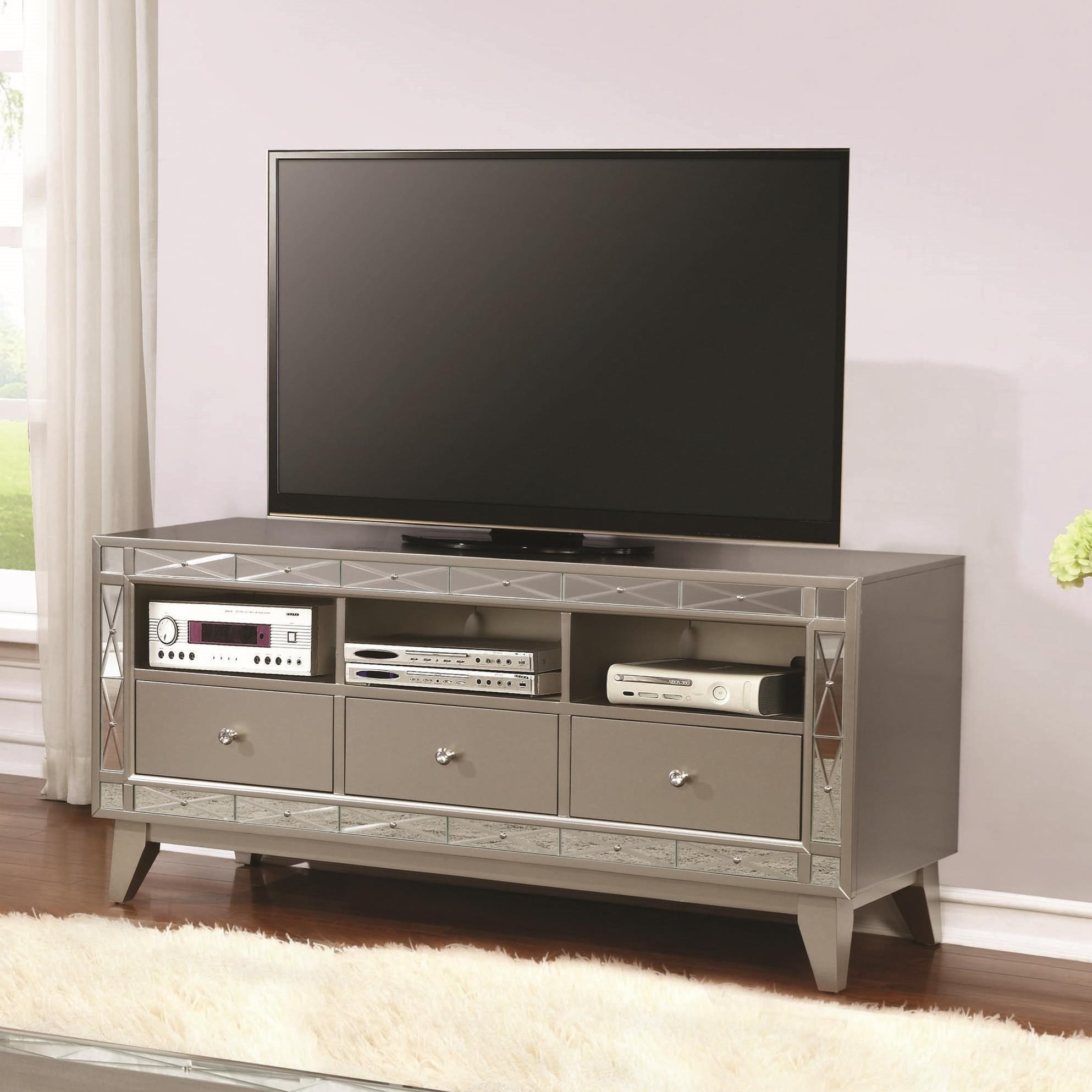 Coaster Entertainment Units TV Console - Item Number: 701692