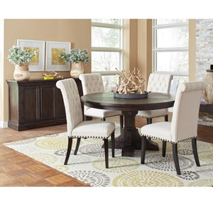 Coaster Weber Casual Dining Room Set