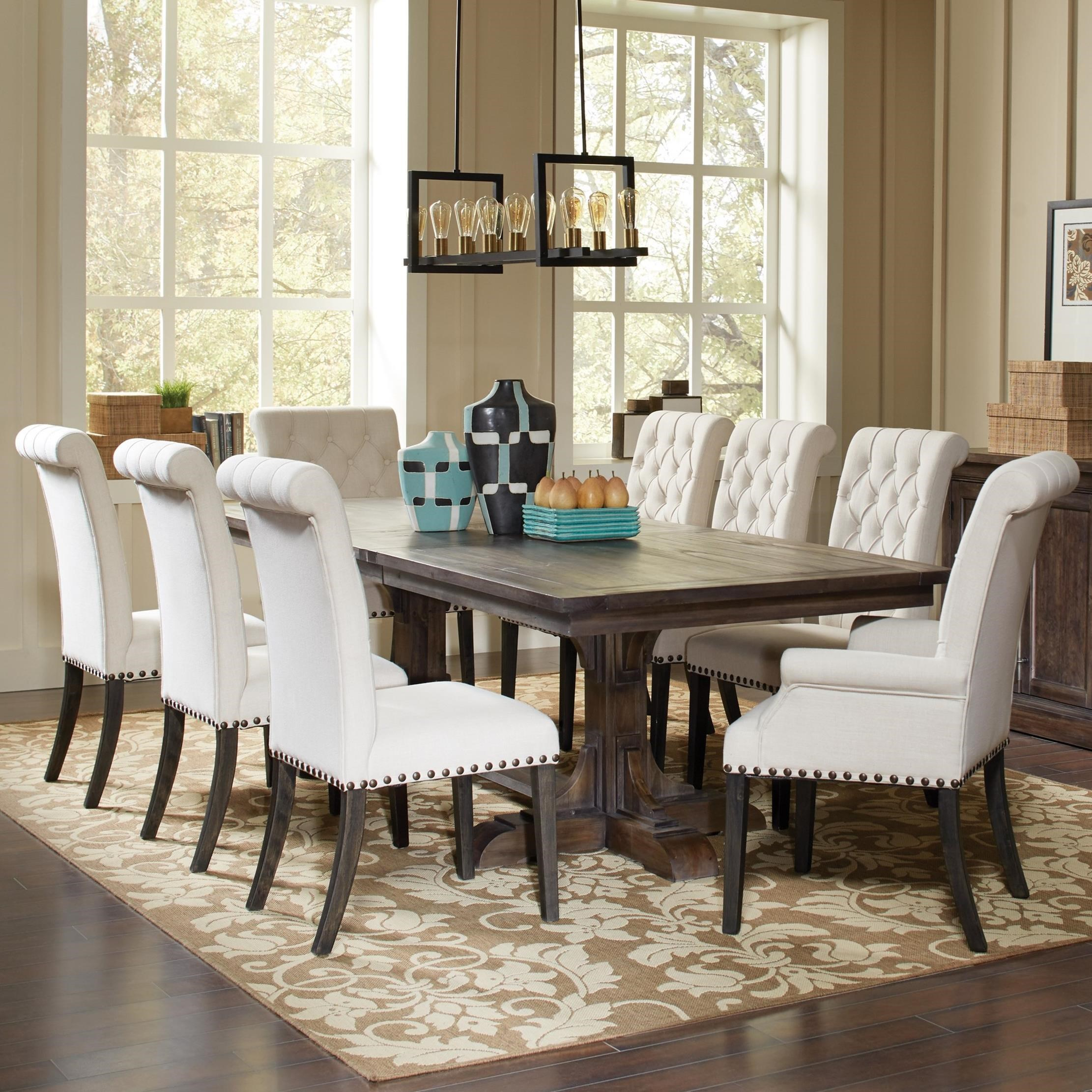 Coaster Weber Table and Chair Set
