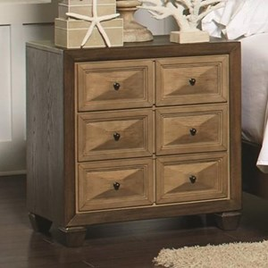 Coaster Wheatland Nightstand