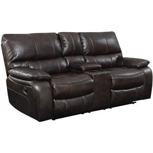 Coaster Willemse Motion Loveseat