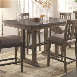 Coaster Willowbrook Counter Ht Table