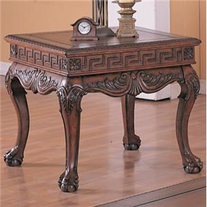 Coaster Wilshire End Table