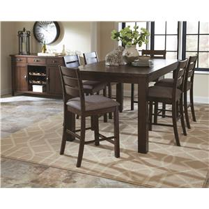 Coaster Wiltshire Casual Dining Room Group