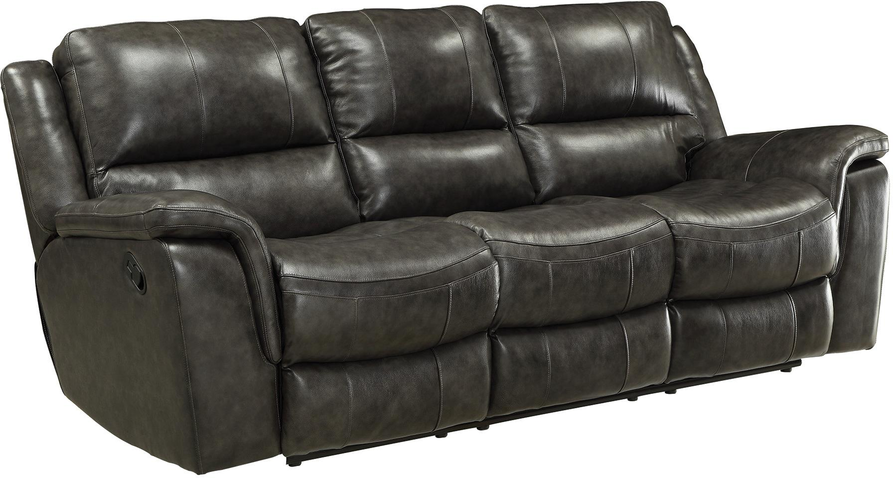 Coaster Wingfield Motion Sofa With Pillow Arms Dunk