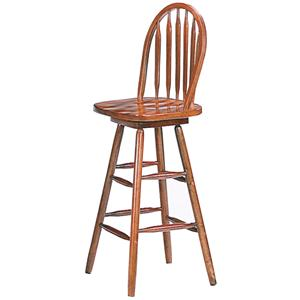 Coaster Woodlawn Bar Stool