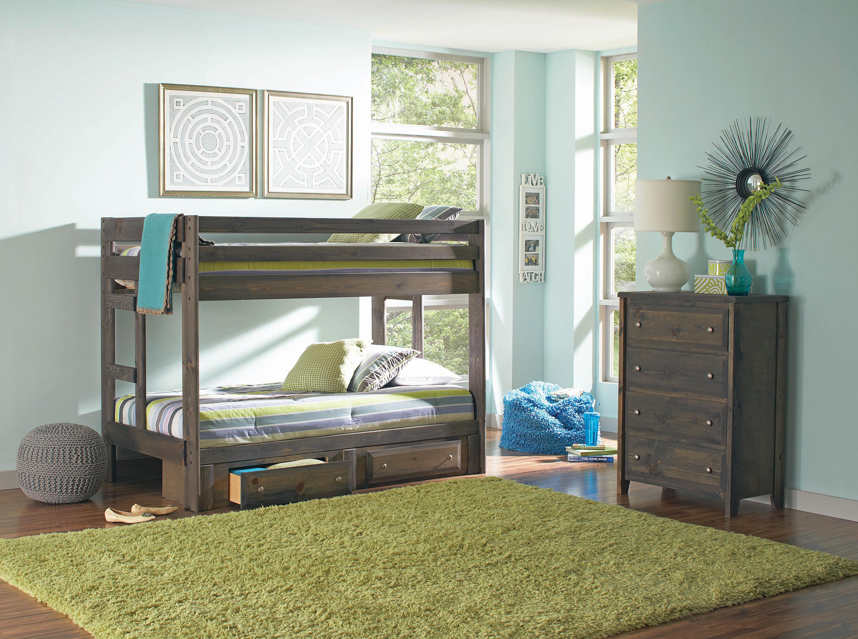 Twin over Twin Bedroom Group