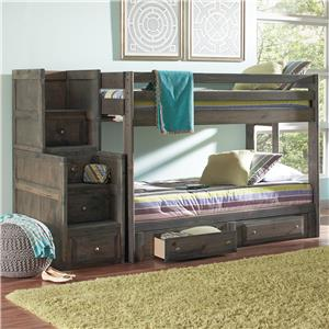 Coaster Wrangle Hill Full Bunk Bed